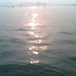 云龙湖夕阳